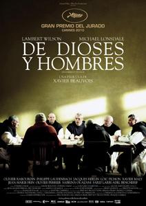 DE DIOSES Y HOMBRES_cartel frances.indd