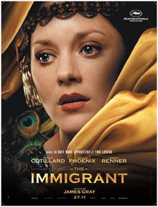 Cartell/theimmigrantthefilm.com