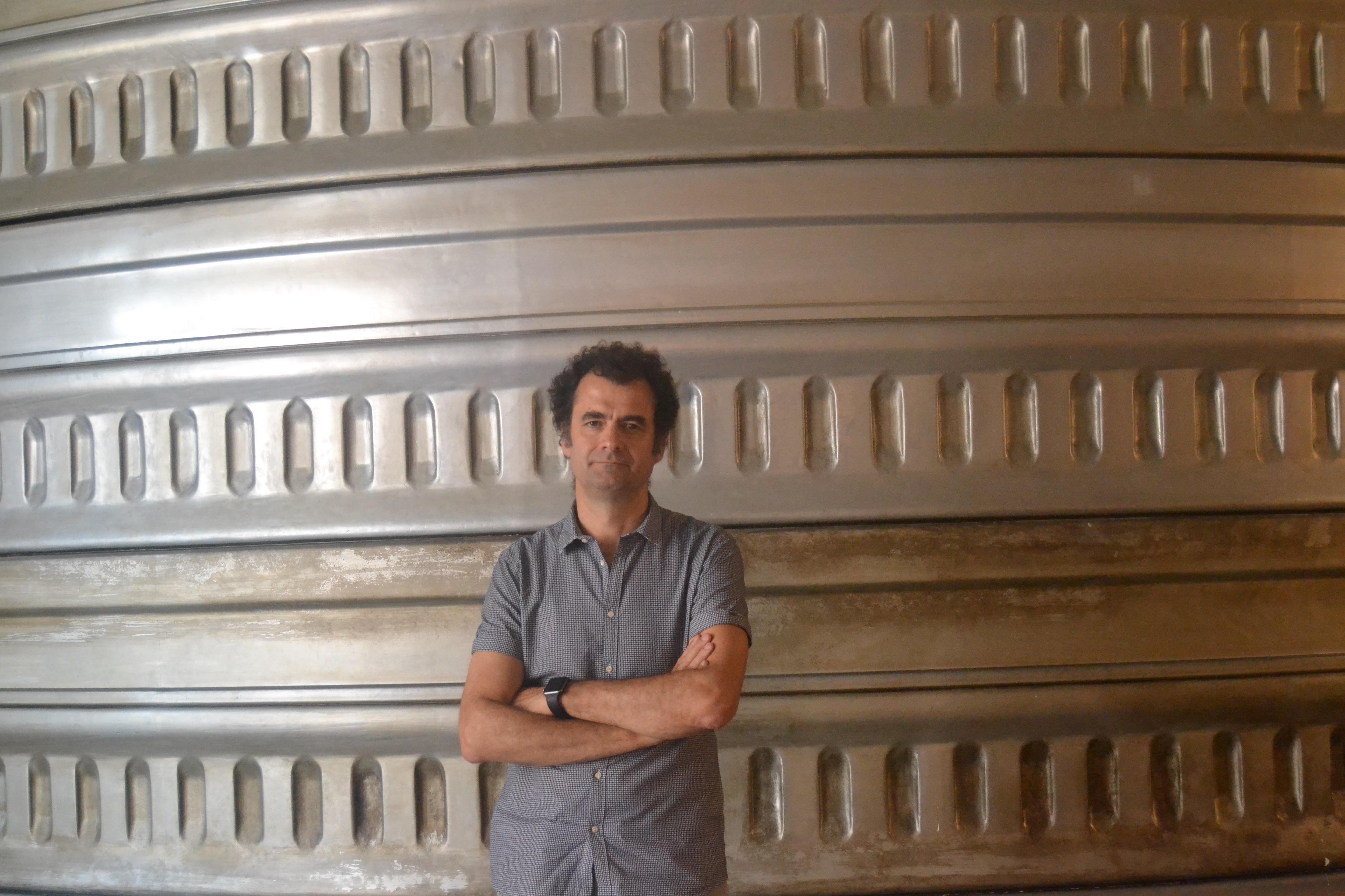 Jordi Pons, director del Museu del Cinema