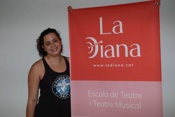Cora Rosell a La Diana/Joel Medir